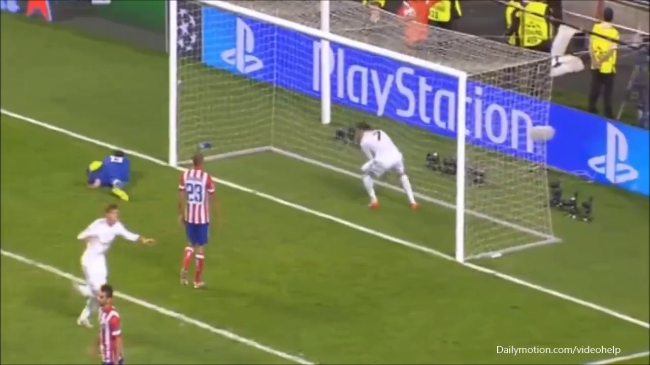 ALL GOALS – Real Madrid 4 – 1 Atletico Madrid – Champions League Final 2014