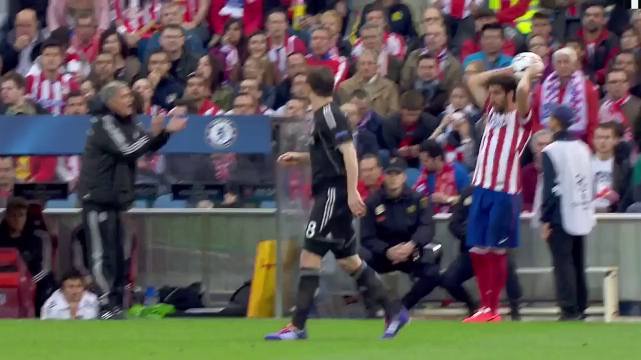 UEFA CL 2013-14 1-2 Final G1 – Atletico Madrid vs FC Chelsea ITVSport