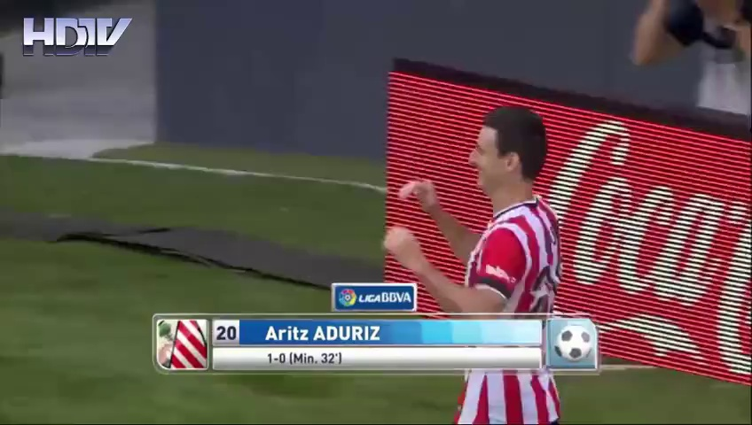 Athletic Club vs Levante UD 3-0 All Goals & Highlights ● 30/08/2014 ● FullHD