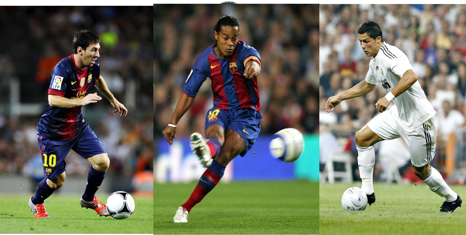 Messi, Ronaldinho, Maradona, Ronaldo – Who Is The Best?