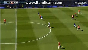 James McCarthy Goal Everton 1-0 Manchester United 26/04/2015