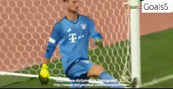 Bayern 4 – 1 Valencia CF All Goals and Highlights Friendly Match 18-7-2015