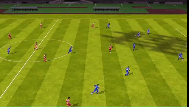 FIFA 14 iPhone/iPad – Getafe CF vs. FC Barcelona B (Latest Sport)
