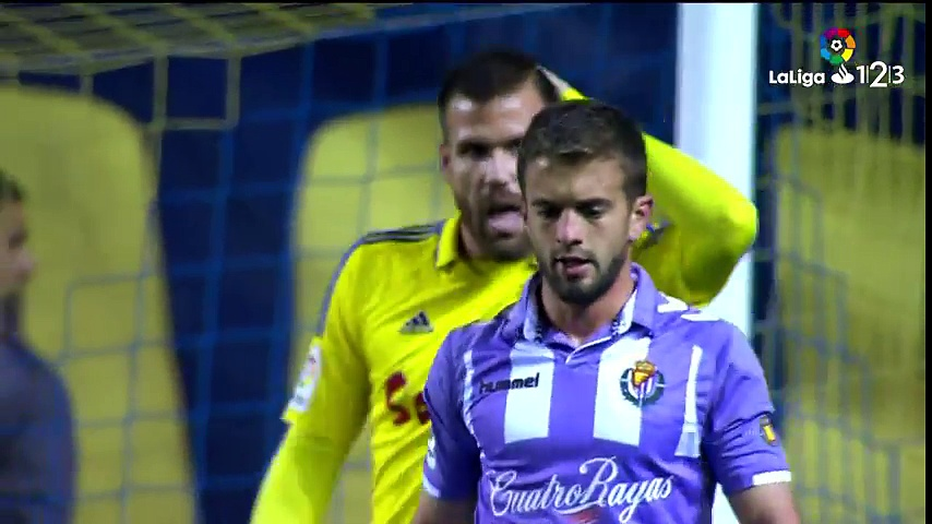 HIghlights: Cádiz CF vs Real Valladolid (0-1)