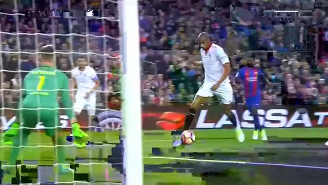 Barcelona vs Sevilla 3-0 – All Goals & Extended Highlights – La Liga 05_04_2017 HD – YouTube