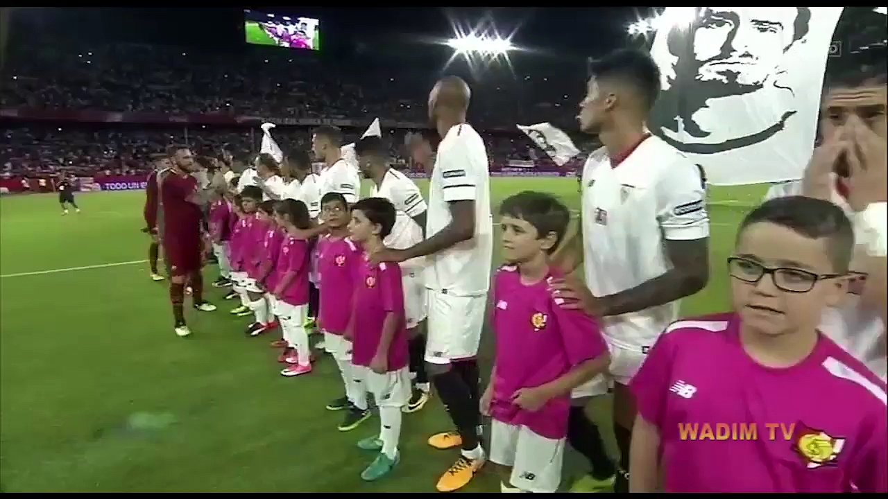 Sevilla vs Roma 2-1 Goals & Highlights