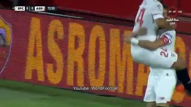 Sevilla vs Roma 2-1 | All Goals | Friendly Match 10-8-2017
