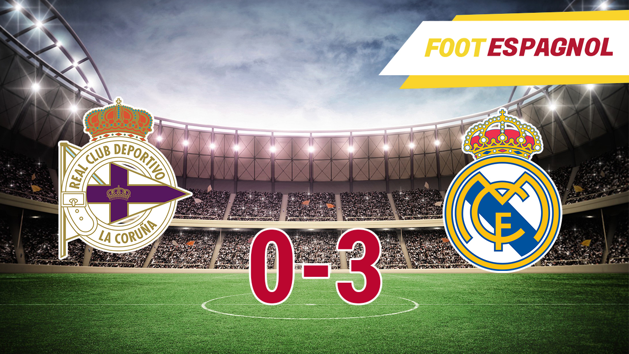 Deportivo La Coruna vs Real Madrid Goals & Highlights (0-3) – La Liga 21/08/2017