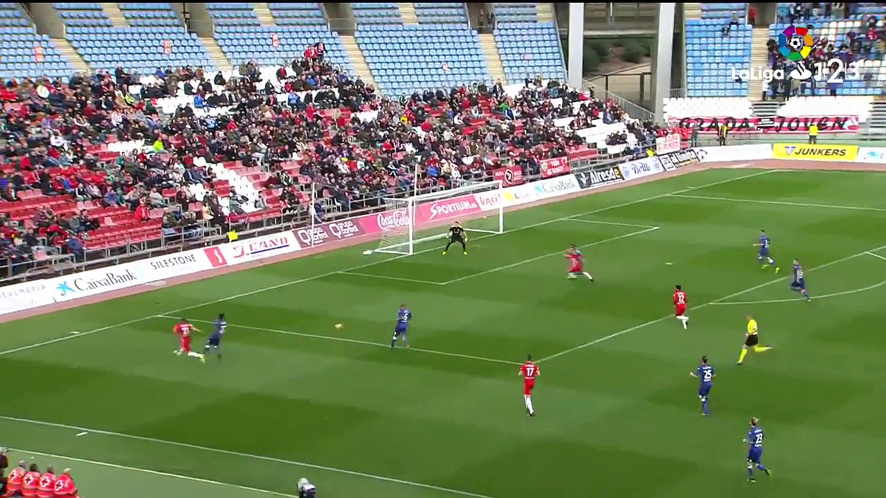 Almería vs Getafe CF (0-1) highlights ● Spain ● LaLiga2 ● 06/01/2017 [HD ]