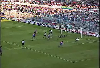 Racing de Santander vs FC Barcelona (1-1) | 96/97 (Ronaldo Great Goal)