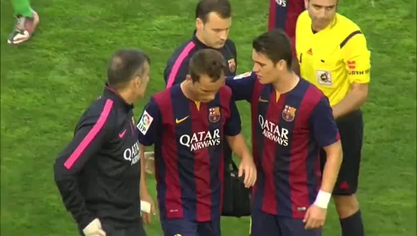 Highlights – Racing de Santander (0-0) FC Barcelona B – 11-10-2014 (J 8)