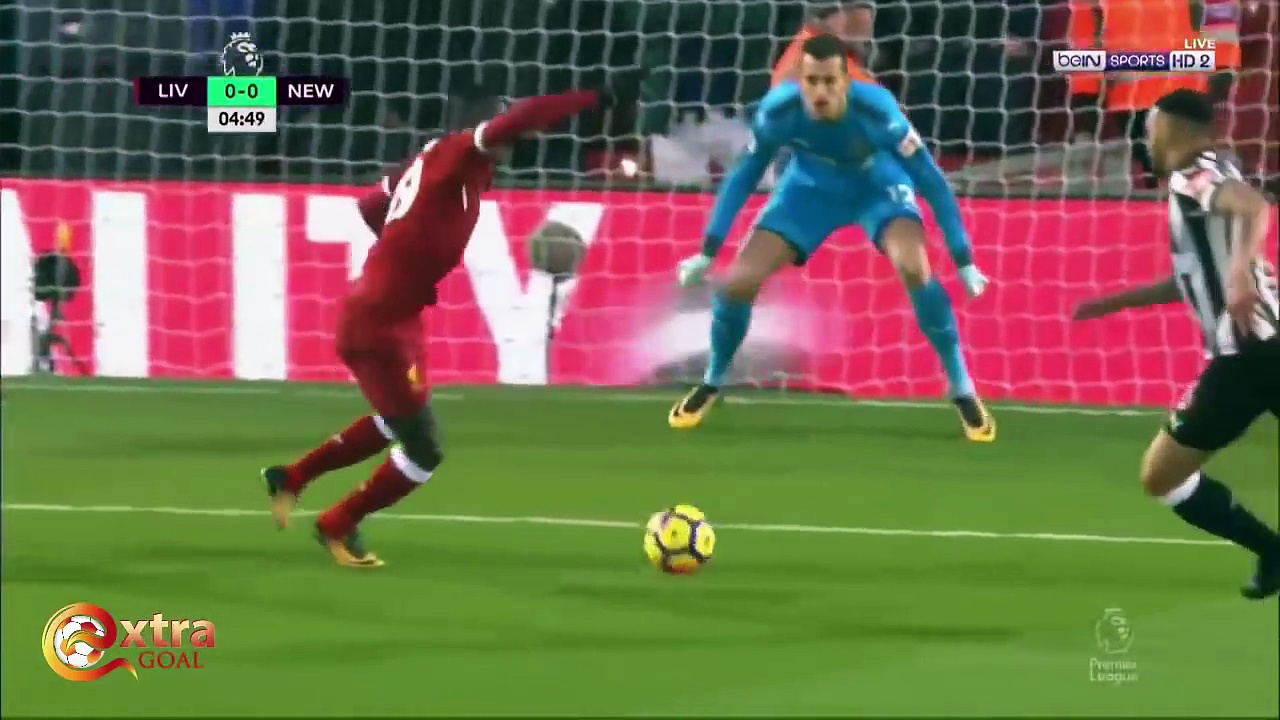 Liverpool vs Newcastle  Extended Highlights  Premier League 03-03-2018