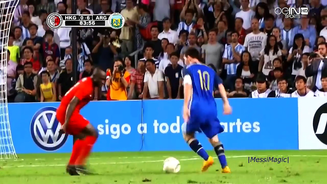 Lionel Messi ● The 21 WONDER Goals with Argentina ¡!