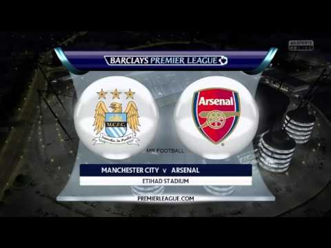 MANCHESTER CITY VS ARSENAL 08/05/2016 PREVIEW MATCH