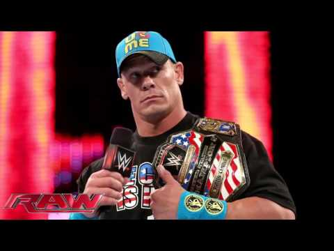 BACKSTAGE NEWS RUMORS ON JOHN CENA INRING RETURN