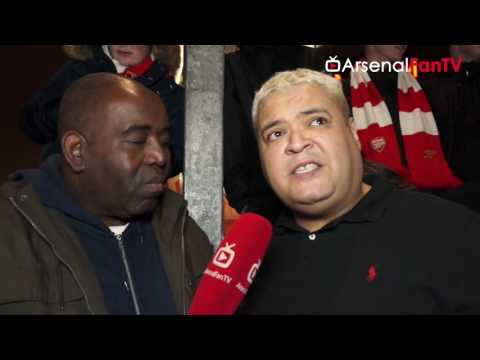 Arsenal vs PSG 2-2 | As Long As We Dont Get Barcelona We'll Be Alright (Heavy D)