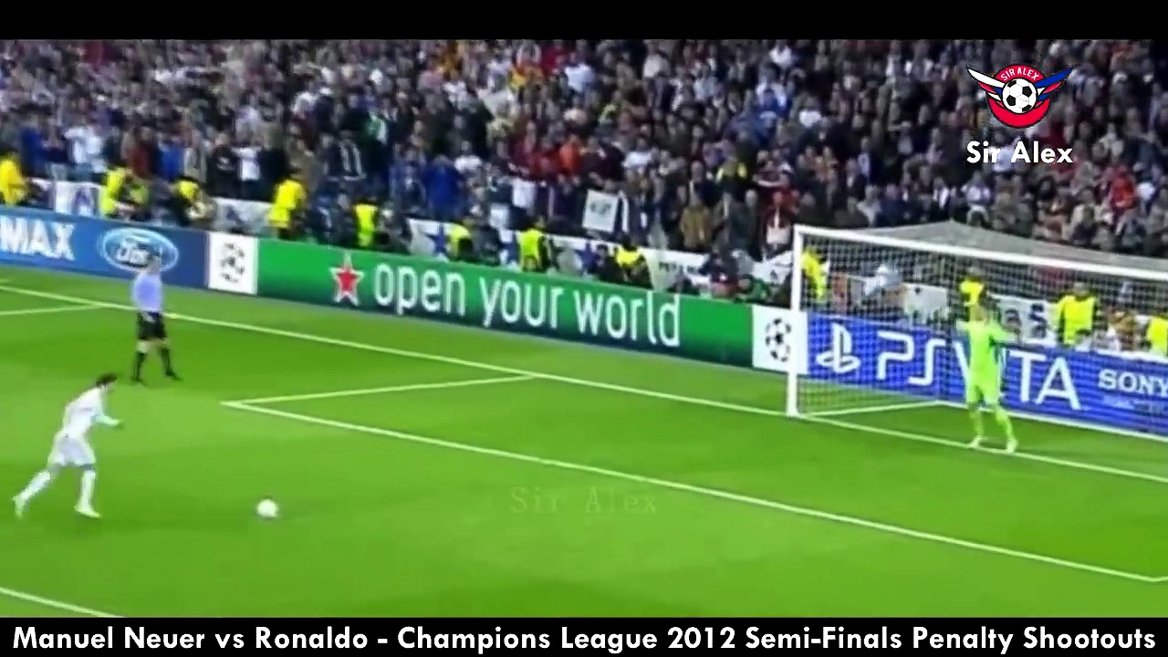 20 Most Important Penalty Saves by Goalkeepers in Football