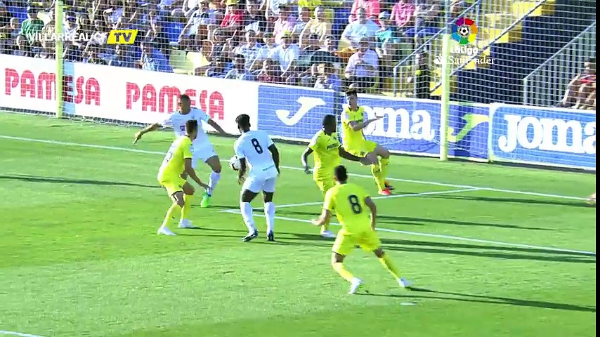 Villarreal CF vs Hércules CF – Highlights & Goals – Freindly Game