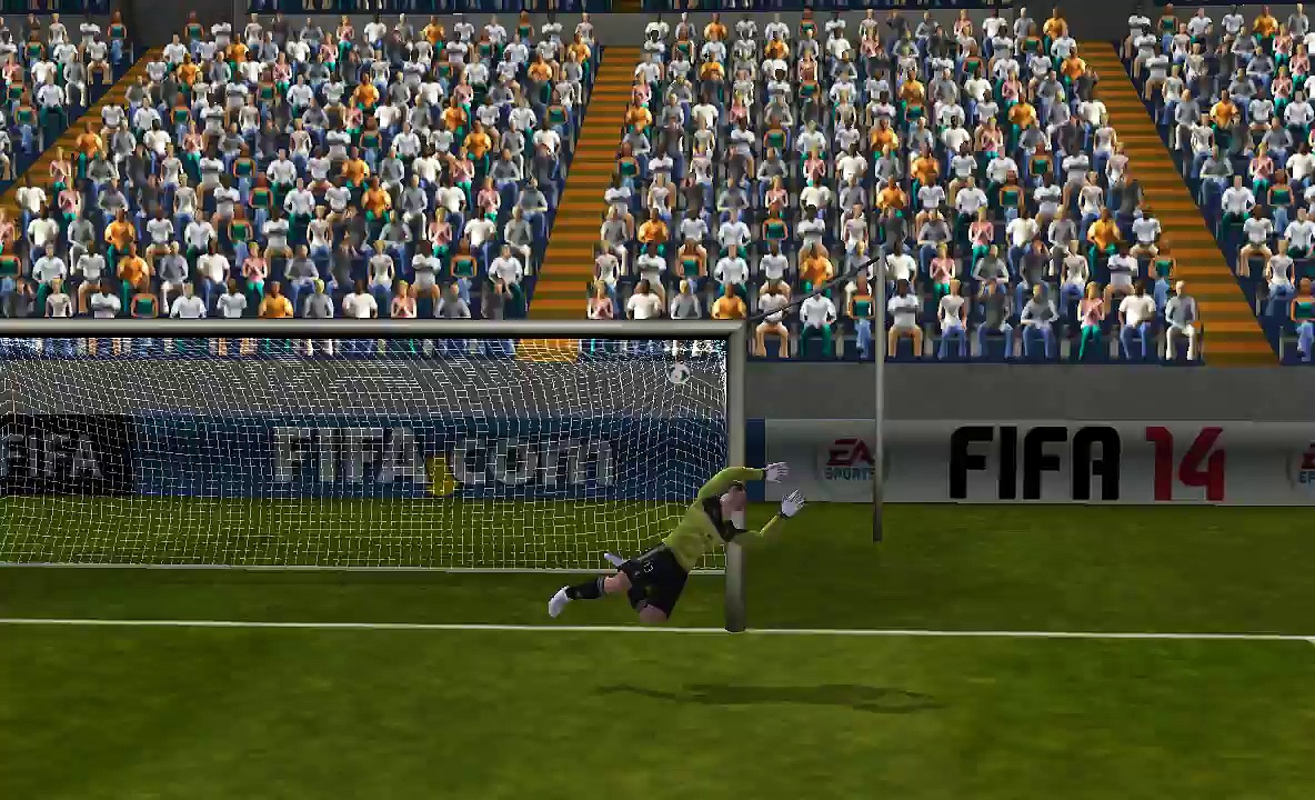 FIFA 14 Android – Real Madrid VS CA Osasuna