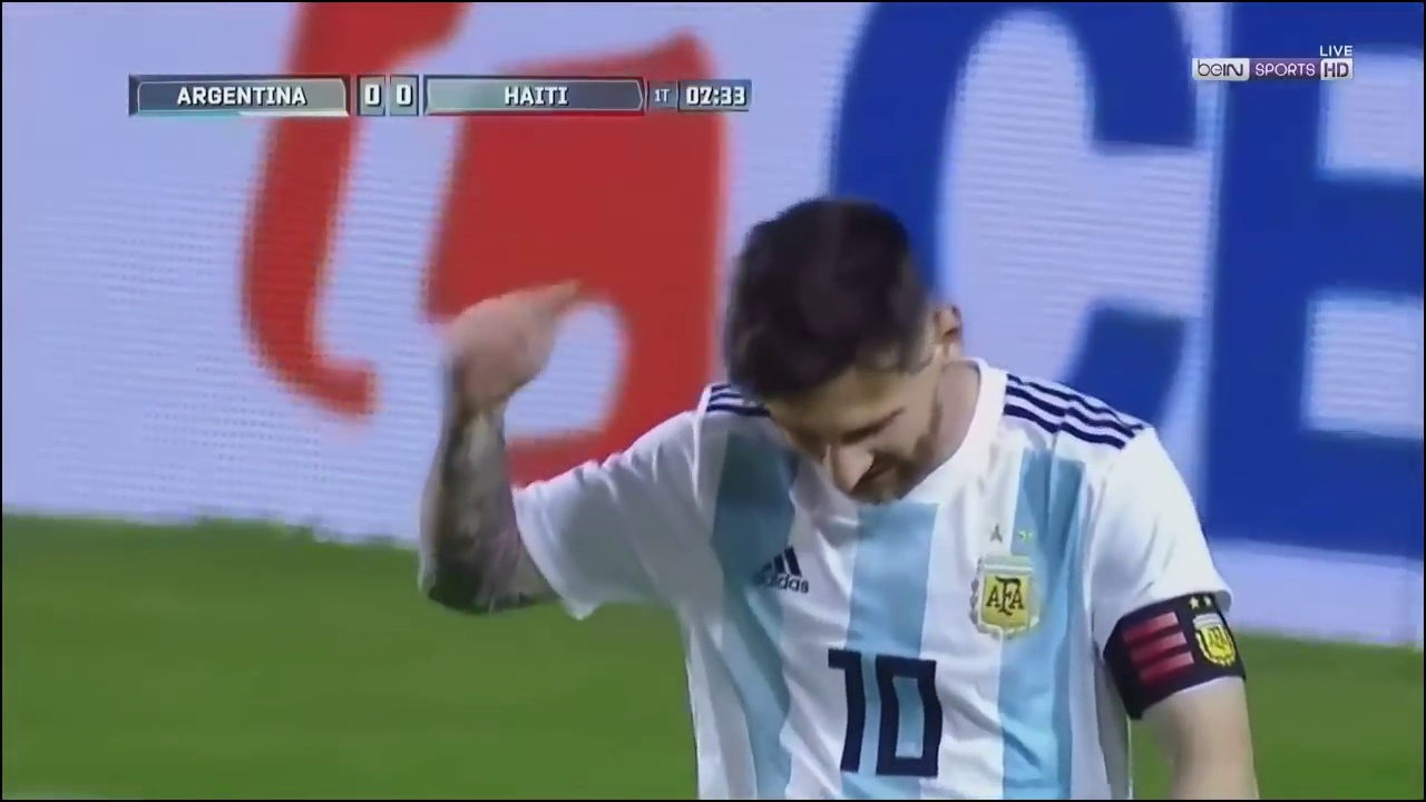 Argentina vs Haiti – Extended Highlights & Goals | 29/05/2018