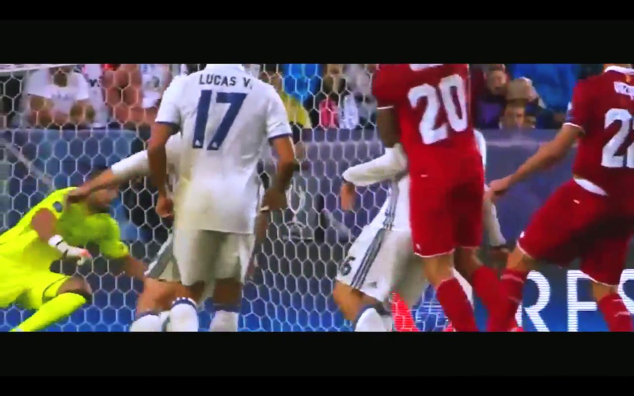Real Madrid 3-2 Sevilla – All Goals – UEFA Super Cup 2016 – HD English