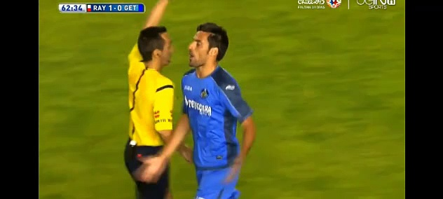 Disallowed goal to the Getafe CF – 11.05.2015